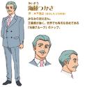 Profile of Tsukasa Kaido (TV Asahi)