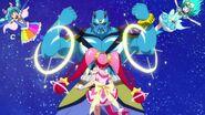 Garuoga vs las Pretty Cure
