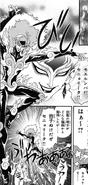 Moerumba en el manga