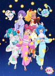 Star Twinkle Summer Station Poster