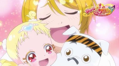 HUGっと!プリキュア 第28話予告 「あのコのハートをキャッチ♡フレフレ!もぐもぐ!」