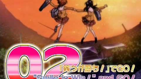 Futari wa Precure Splash Star OP&ED Theme Track02
