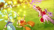 Princess y magical en dream stars