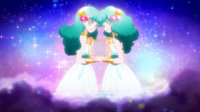 STPC19 The Gemini Princesses in the sky