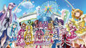 Precure All Stars DX3 The Movie Promo Art