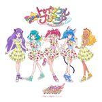 Pretty Cure Store STPC Saitama Sale illustration