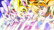 Fresh precure New Stage