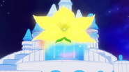 Flor de calabaza creada