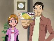 Takeshi lata maiz