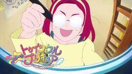 スター☆トゥインクルプリキュア 第18話予告 「つかめ新連載☆お母さんのまんが道!」