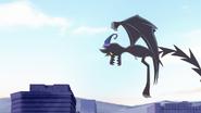 HuPC05.64-El Oshimaida alza sus alas para volar