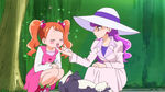 KKPCALM05 Yukari tickling Ichika's chin