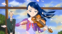 Karen in Yes! Pretty Cure 5! Opening