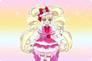 Perfil de Cure Macherie (Toei Animation)
