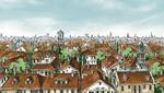 YPC508 Town view