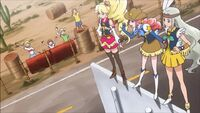 Bomber Girls Pretty Cure