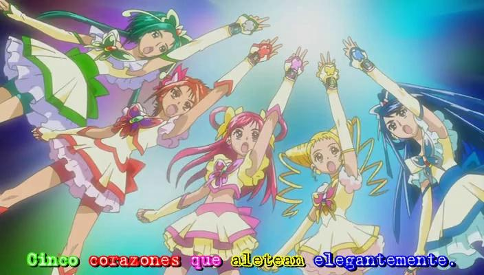 Yes! Pretty Cure 5 - Capítulo 25