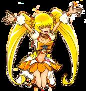 Cure Sunshine Haru no Carnival