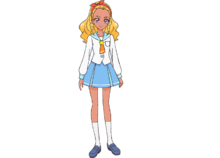 Elena Uniform Profile Toei