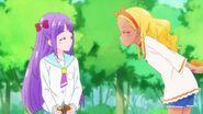 Elena y Madoka son más amigas
