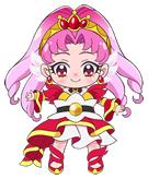Perfil de Chibi Cure Scarlet