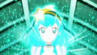 STPC40 Milky awakens her Twinkle Imagination