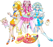 Huggto! Precure SuperStars