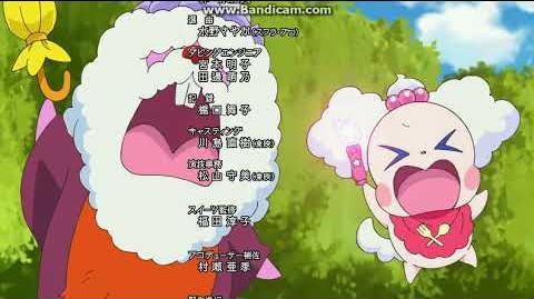 KiraKira☆PreCure A La Mode The Movie Paritto Omoide no Mille-feuille Ending