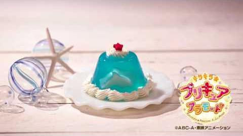 Making of Dolphin Jelly
