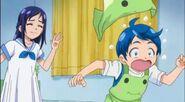 Raquel ayuda a Rikka 2