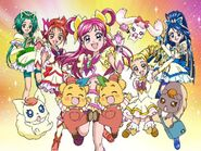 YPC5 Movie Visual by Toei