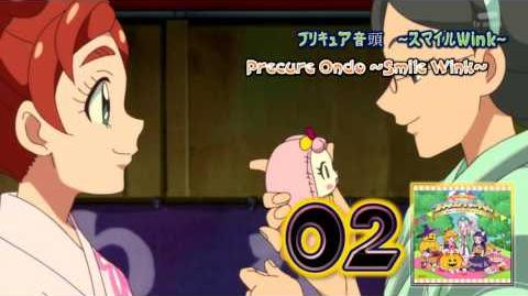 ♪Let's Sing With Everyone♪ Precure Party! Track02