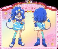 Perfiles de Cure Gelato (Toei Animation)