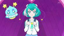 STPC13 Lala in her school uniform