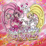Suite Pretty Cure Theme Single 01 CD-DVD