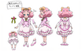 YPC5GG movie-BD art gallery-07-Chocola princess clothes