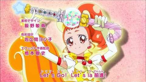 Cherry Blossom MISSION ~Precure Relation~ dream stars