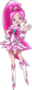 Cure blossom render by animelovers4816-d4w3mg6