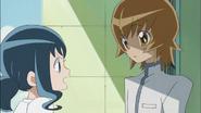Itsuki se preocupa por su estadia en el campamento