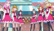 Las chicas juntas