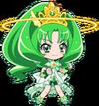 Puzzlun Sprite SmPC Cure March Princess Form