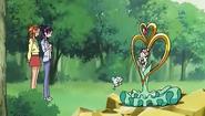 Filia y Pretty Cure