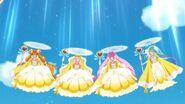 Las Grand Princess de espaldas al mundo