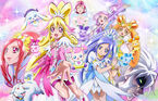 Dokidoki! Precure The Movie Website Official