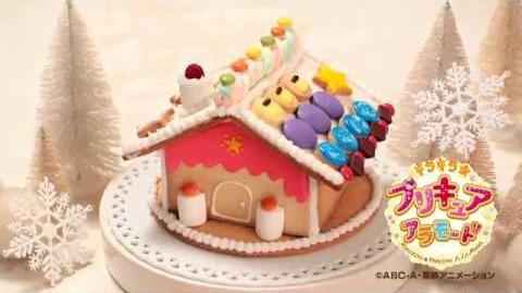 Makikg Of Sweets Castle