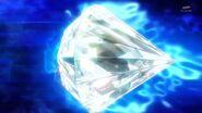 102. El Yokubaru atrapado en un gran Diamante