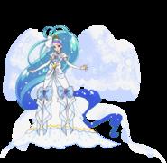 Cure Mermaid Modo Real (TV Asahi)