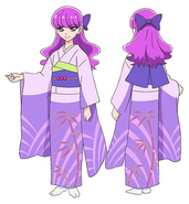 KKPCALM-concept art 2.14a-Kotozume Yukari (Japanese clothes)