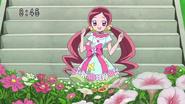 Vestido tsubomi