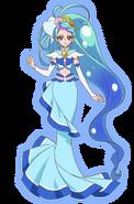 Cure Mermaid Modo Elegante